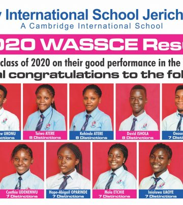 WASSCE-2020